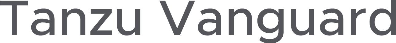 Tanzu Vanguard logo